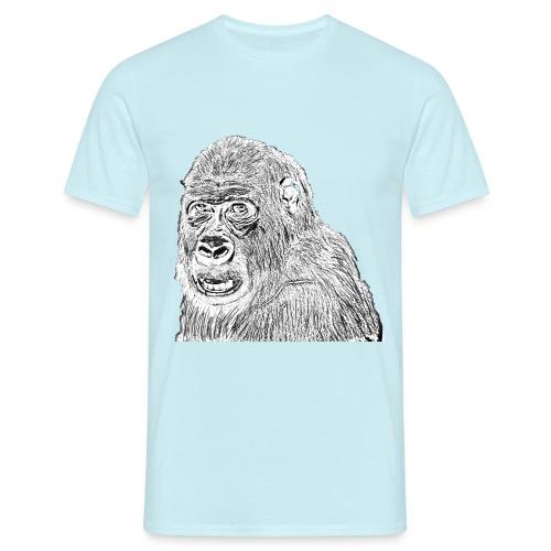 singe - T-shirt Homme