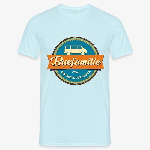 Busfamilie - Männer T-Shirt