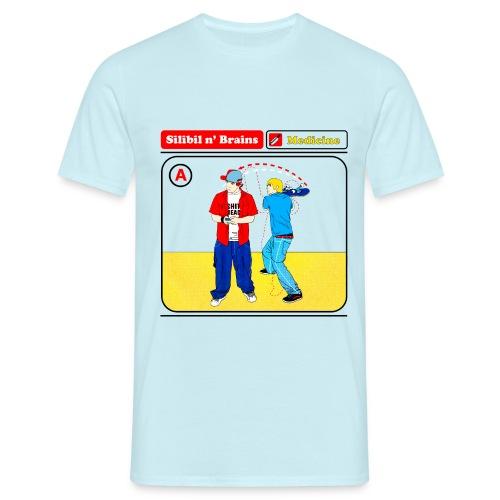 Silibil N' Brains - Men's T-Shirt