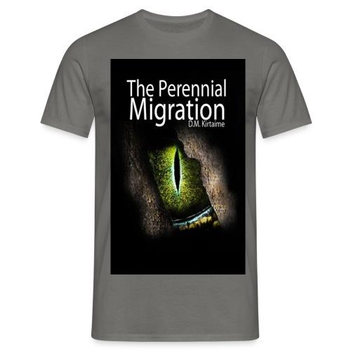 reptilian jpg - Männer T-Shirt