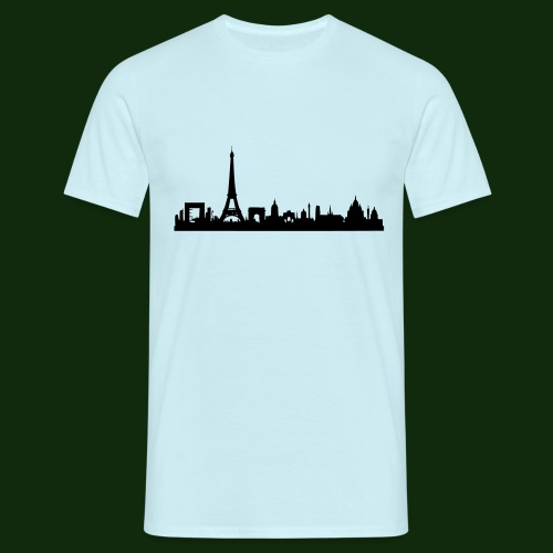 Paris Skyline - Männer T-Shirt