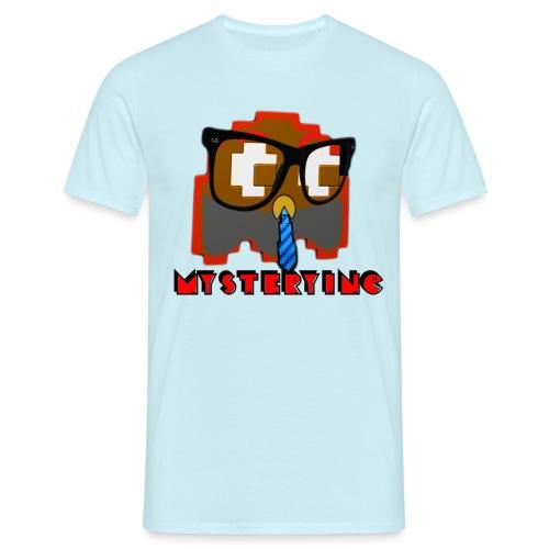 MacMan MysteryINC - Men's T-Shirt