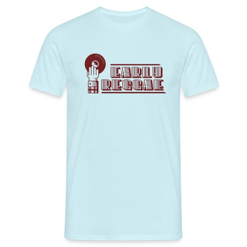 Early Reggae Ska Music - Camiseta hombre