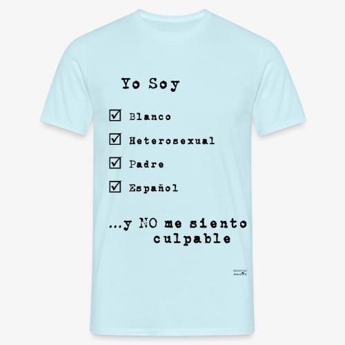 IDENTITAS Hombre - Camiseta hombre