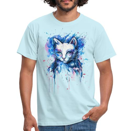 Gatito adorable - Camiseta hombre