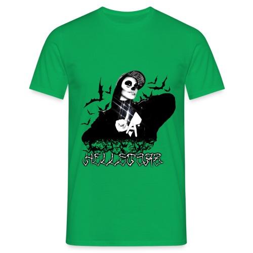 HELLSTARZ Lillie V - T-shirt Homme