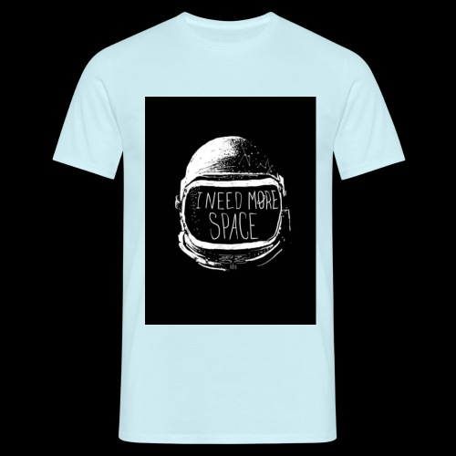 Lost in space - Men's T-Shirt