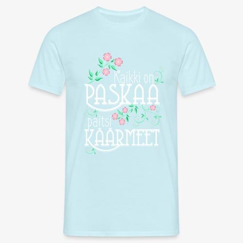 Paitsi Käärmeet - Miesten t-paita