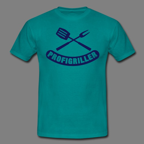 Profigriller - Männer T-Shirt