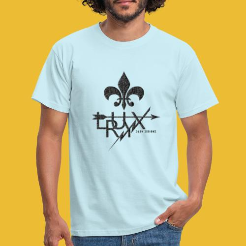 Luxry (Faded Black) - Men's T-Shirt