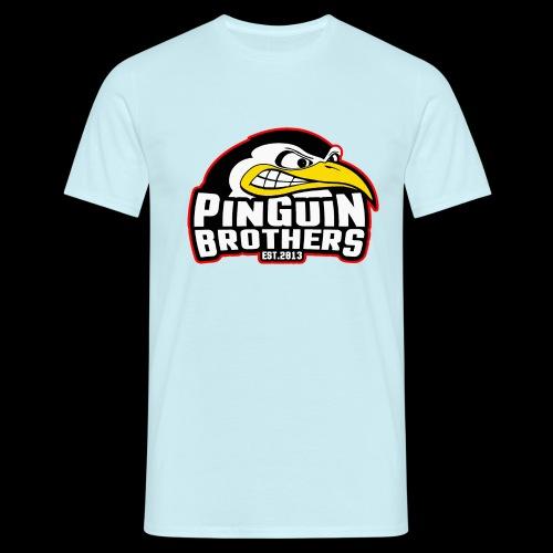 Pinguin bracia Clan - Koszulka męska