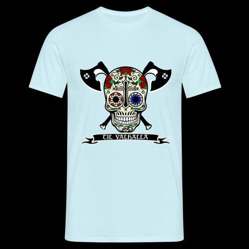Celtic Calavera - T-shirt Homme