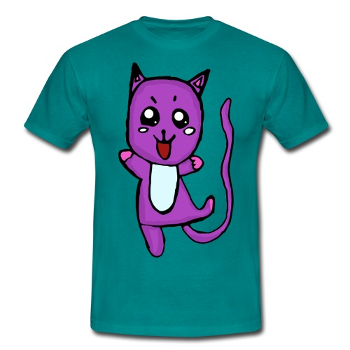 Lino le chat - T-shirt Homme
