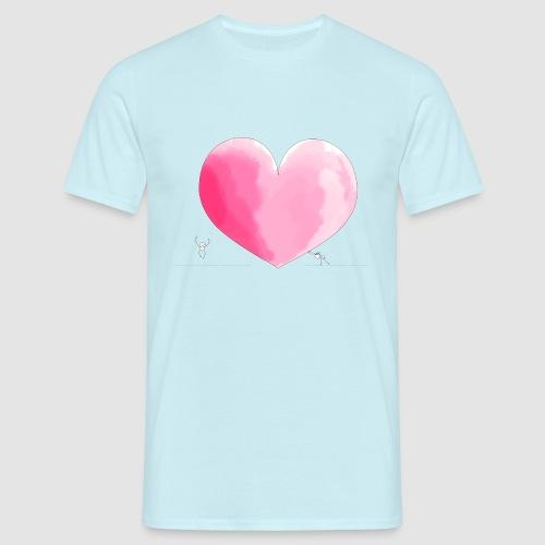 spread your love - Männer T-Shirt