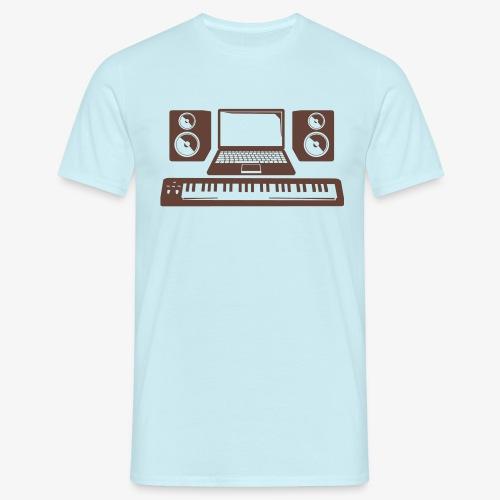Music Workstation - Männer T-Shirt