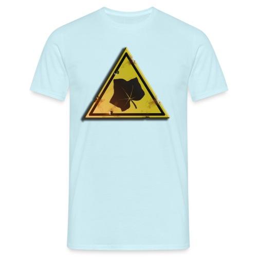LogoHelix png - Männer T-Shirt
