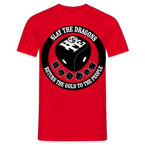 DRAGONS B - Men's T-Shirt