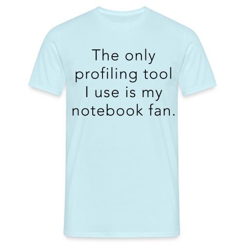 profiling tool - Men's T-Shirt