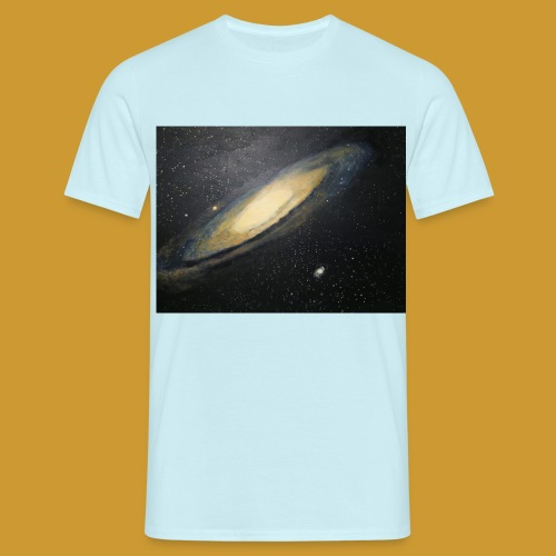 Andromeda - Mark Noble Art - Men's T-Shirt
