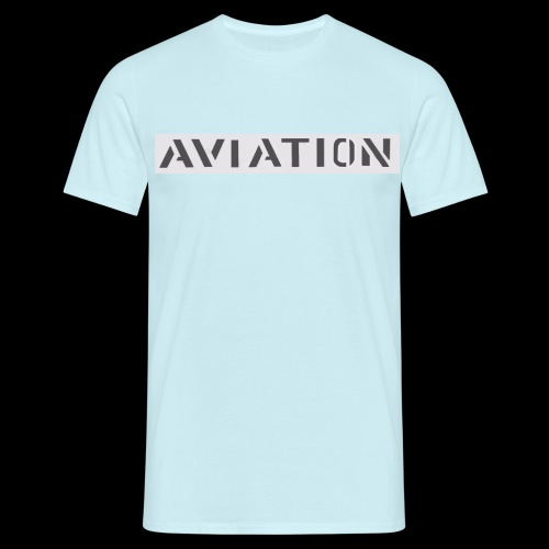 Aviation - Männer T-Shirt