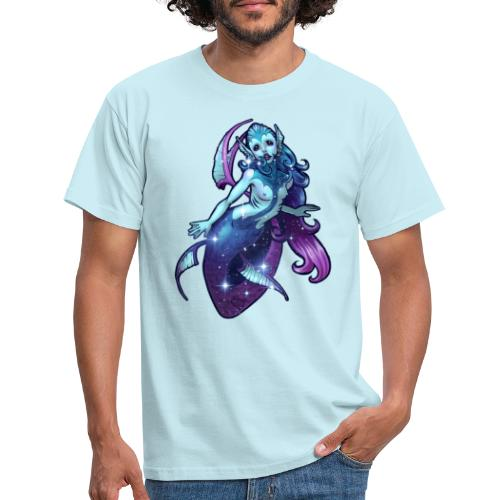 Alien-Mermaid von Bianca Saxonja - Männer T-Shirt