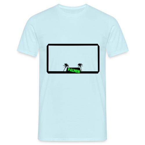 Palmen - T-shirt herr