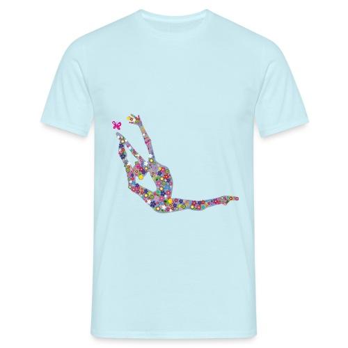 PRIMAVERA GIMNASIA - Camiseta hombre