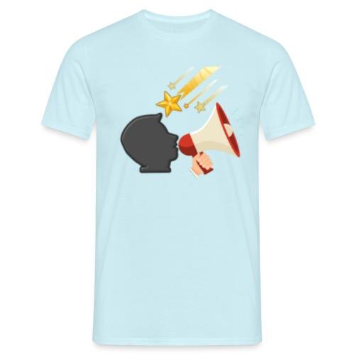 Christian Youtubers - Men's T-Shirt
