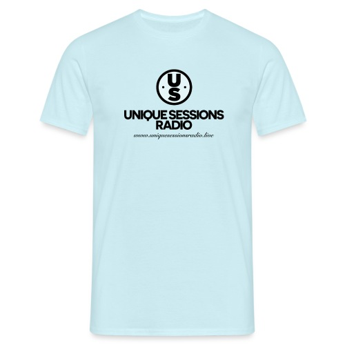USR Main logo - Men's T-Shirt