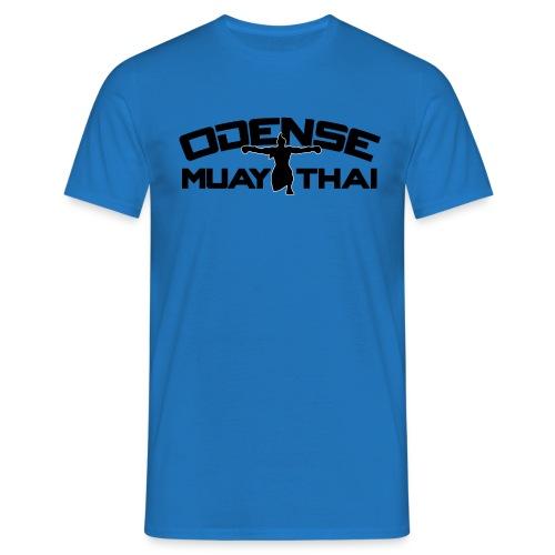 OMT LOGO2012 SORT 08 08 2 2 - Herre-T-shirt