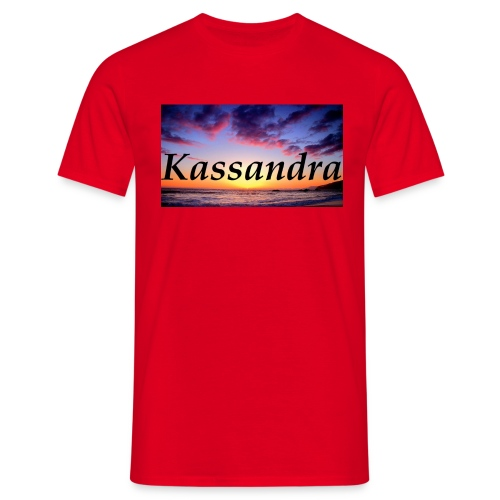kassandra - Men's T-Shirt