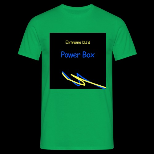 powerbox - Miesten t-paita