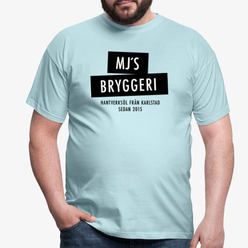MJs logga - T-shirt herr
