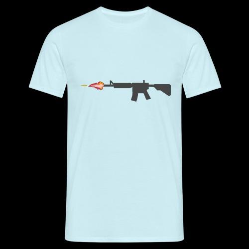 csgo M4A4 - T-shirt herr