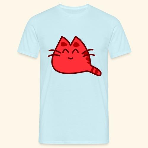 Cute Cat - Männer T-Shirt