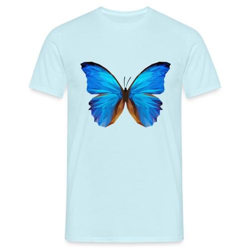 PAPILLON - MINIMALISTE - T-shirt Homme