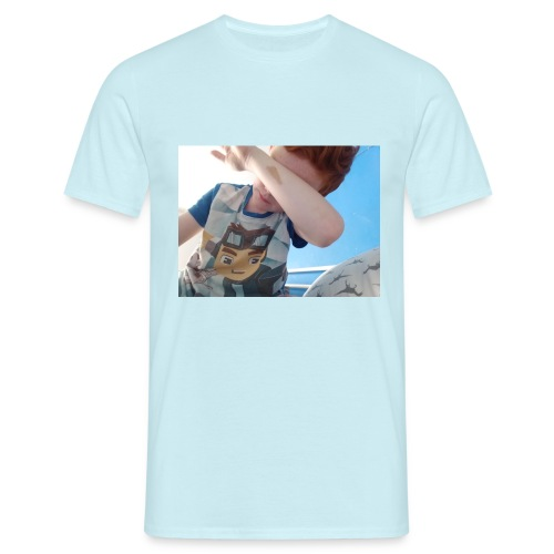 THE SHORT DAB - Men's T-Shirt