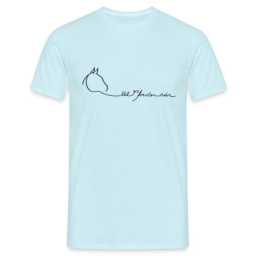MPS Logoschriftzug gr offizieller Logoschriftzug - Männer T-Shirt