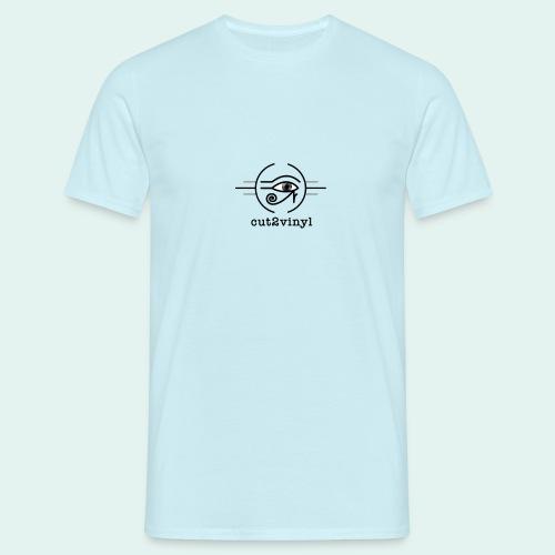 Cut2Vinyl - Men's T-Shirt