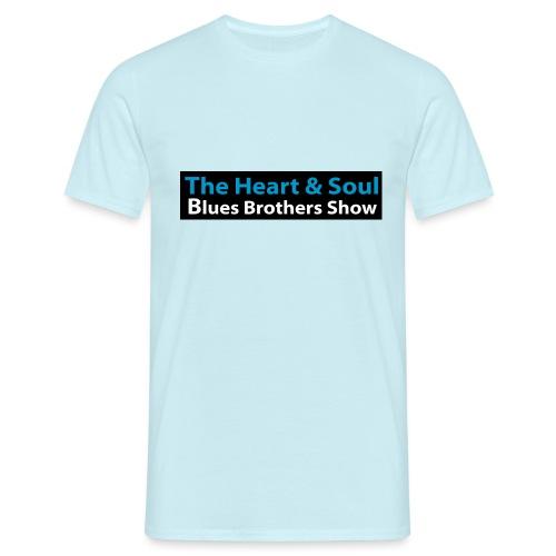 Heart & Soul Logo 2020 - Men's T-Shirt