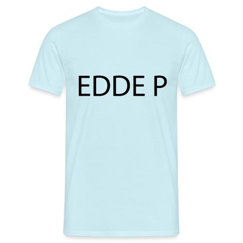 EDDE P - T-shirt herr