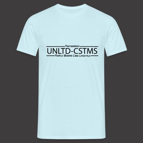 unlimited 02042020 schwarz - Männer T-Shirt