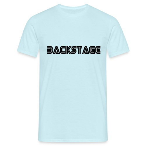 backstage - T-shirt Homme
