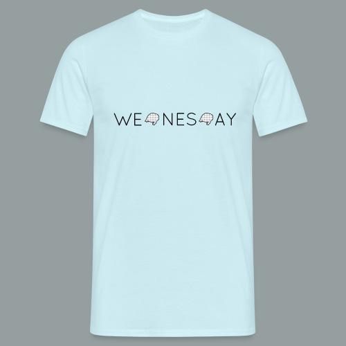 It is wednesday - Camiseta hombre