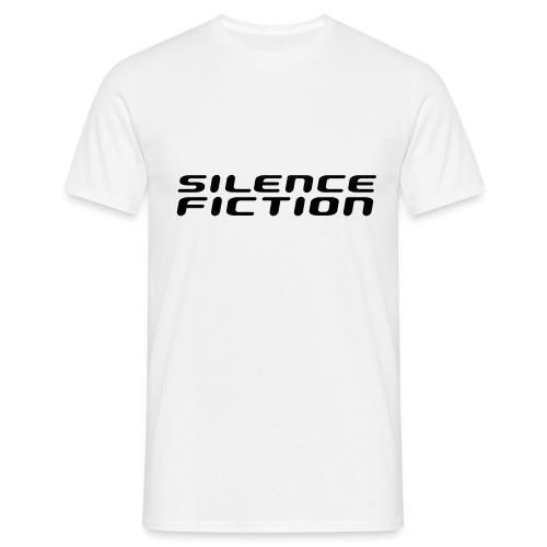 silence fiction - T-shirt Homme