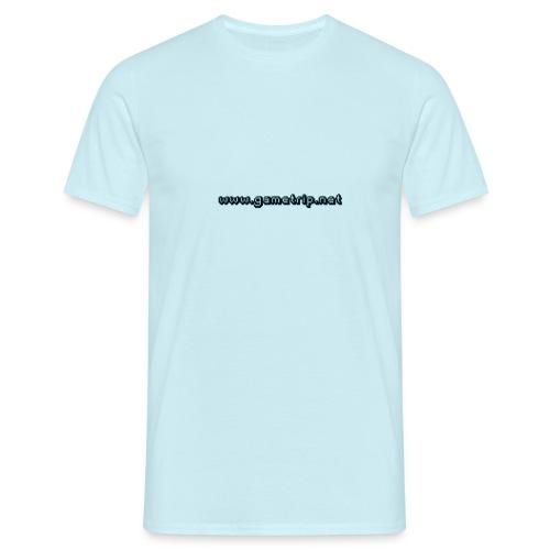 GameTrip - T-shirt Homme