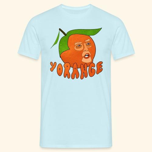 Yorange - T-shirt herr