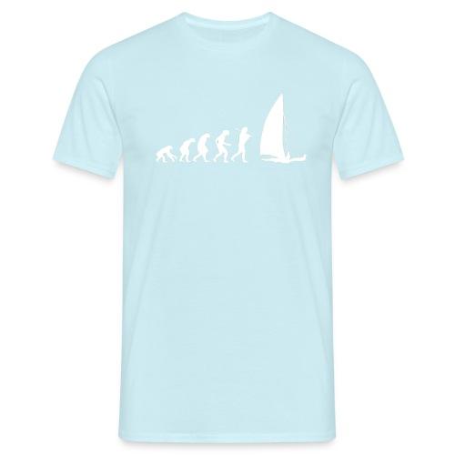 evolution sailboat - Maglietta da uomo