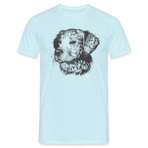 dog 1728494 - Camiseta hombre
