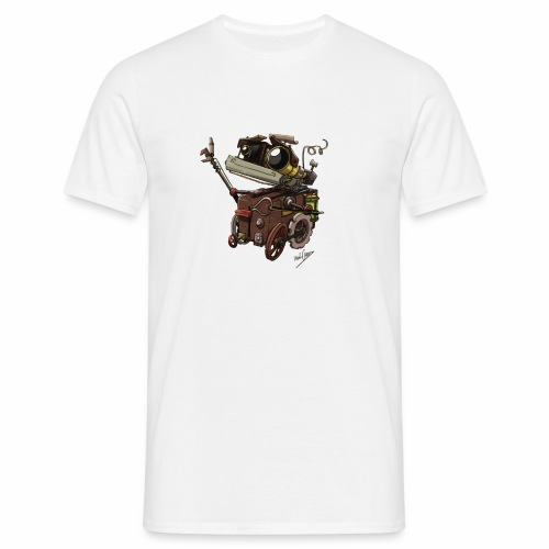 Bout 2 Robot - Men's T-Shirt